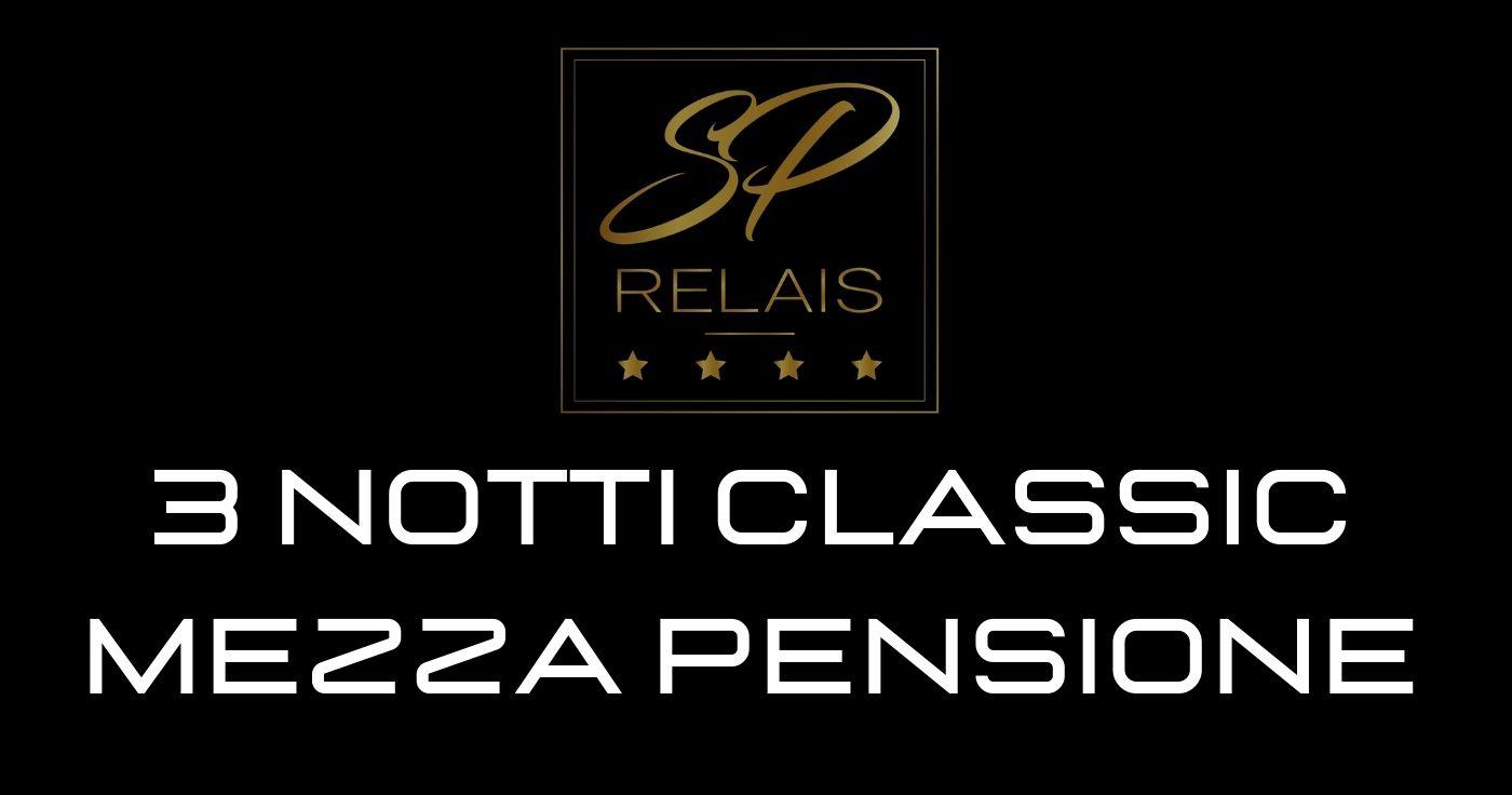 3 notti classic mezza pensione Saint Paul Relais